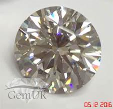 Brylant naturalny[br]50,03 ct - VVS2/G - 3x EX- GIA[br]31.500.000 PLN