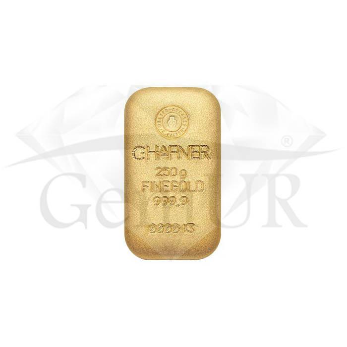 1 kg złota Au próba 999.9 [br] 4 sztabki X 250 g